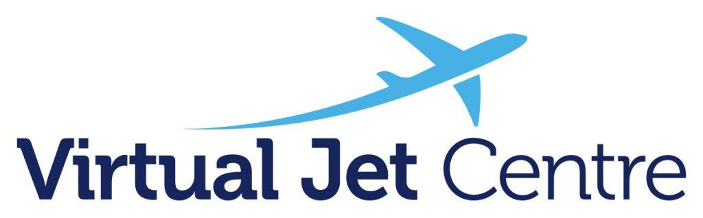 Virtual Jet Logo