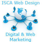 ISCA Web Design Ltd, Exeter